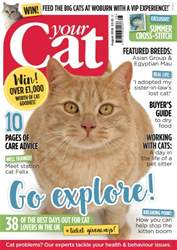 Your Cat Magazine August 2016 issue Your Cat Magazine August 2016