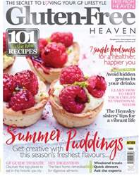Gluten-Free Heaven August/September issue Gluten-Free Heaven August/September