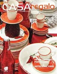 Casa & Regalo Magazine Cover