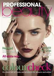 Professional Beauty August 2016 issue Professional Beauty August 2016