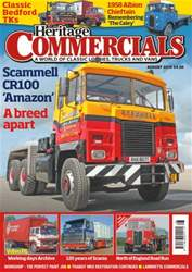 August 2016 - Scammell CR100 'Amazon' issue August 2016 - Scammell CR100 'Amazon'