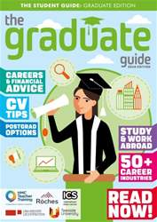 The Graduate Guide 2016 issue The Graduate Guide 2016