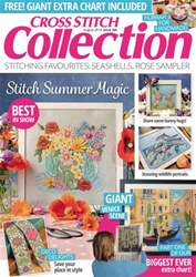 Cross Stitch Collection Magazine Cover
