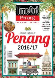 Time Out Penang issue Time Out Penang