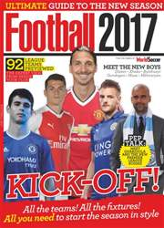 Football 2017 issue Football 2017
