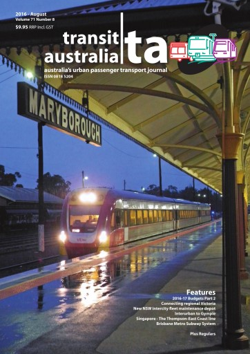 Transit Australia Preview