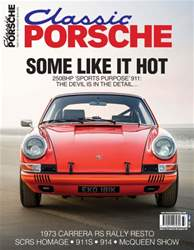 Classic Porsche 37 issue Classic Porsche 37