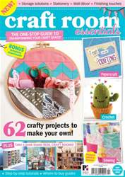Craft Room Essentials 01 issue Craft Room Essentials 01