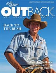 OUTBACK 108 issue OUTBACK 108