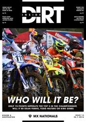 Issue 13: MXN Round 8 issue Issue 13: MXN Round 8