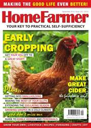 Home Farmer Magazine Magazine Cover