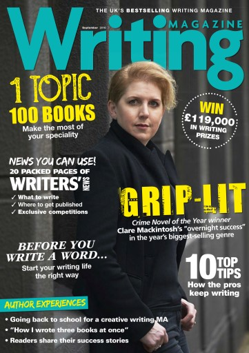 Creative Writing Magazine