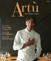 Artù Magazine Cover