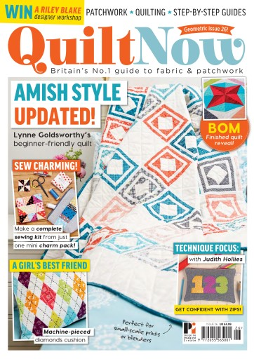 Quilt Now Digital Issue