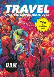 BBM Live Magazine Cover