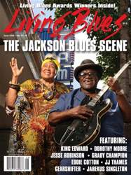 Living Blues #244 issue Living Blues #244