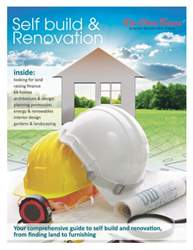 Self build and renovation supplement issue Self build and renovation supplement