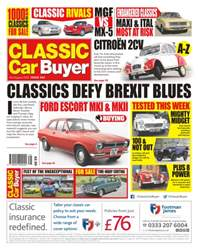 No. 342 Classics Defy Brexit Blues issue No. 342 Classics Defy Brexit Blues