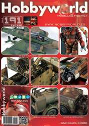 HOBBYWORLD 191 issue HOBBYWORLD 191