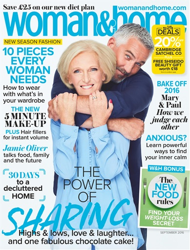 Woman & Home Preview