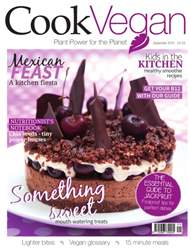 Cook Vegan September 2016 Issue 2 issue Cook Vegan September 2016 Issue 2