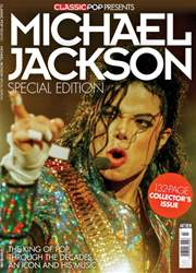 Classic Pop Presents: Michael Jackson issue Classic Pop Presents: Michael Jackson