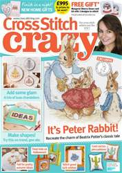 Cross Stitch Crazy Magazine Cover