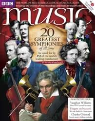 BBC Music Magazine Magazine Cover