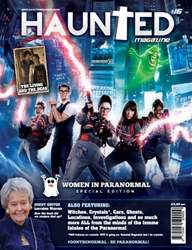 Issue 16 - Women in Paranormal Special issue Issue 16 - Women in Paranormal Special