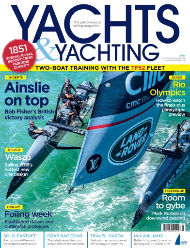 Yachts & Yachting Preview