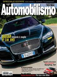 Automobilismo 9 2016 issue Automobilismo 9 2016