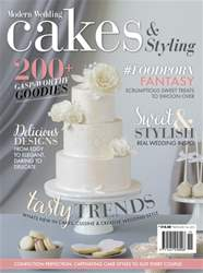 Modern Wedding Cakes - Issue 19 issue Modern Wedding Cakes - Issue 19