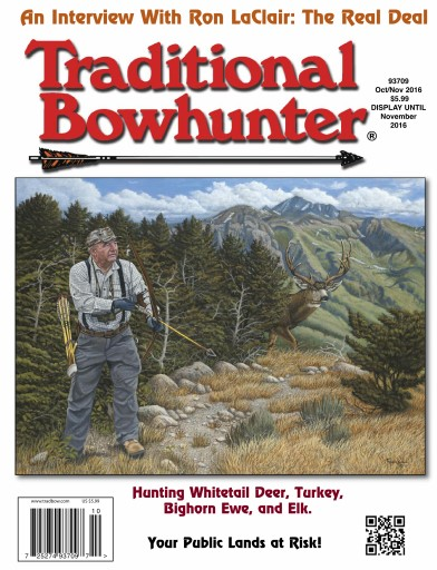 Traditional Bowhunter Magazine Digital Issue