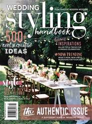 Modern Wedding Styling Handbook - Issue 3 issue Modern Wedding Styling Handbook - Issue 3
