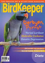BirdKeeper Vol 29 Issue 4 issue BirdKeeper Vol 29 Issue 4
