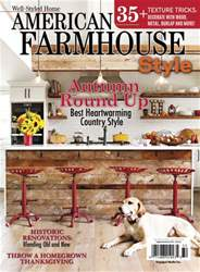 American Farmhouse 2016 issue American Farmhouse 2016