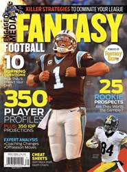 Fantasy Football Fall 2016 issue Fantasy Football Fall 2016