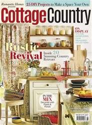 Cottage Country Fall 2016 issue Cottage Country Fall 2016