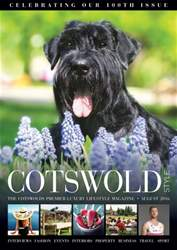 Cotswold Style August 2016 issue Cotswold Style August 2016