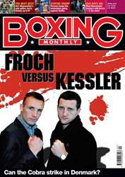 Boxing Monthly April 2010 issue Boxing Monthly April 2010