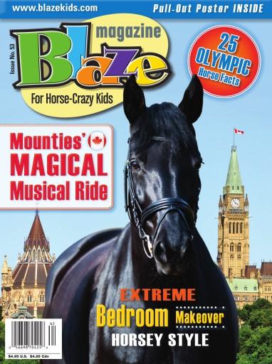 Blaze Magazine Preview