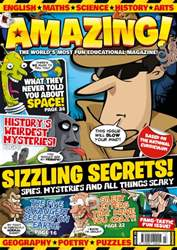 Issue 23 - Sizzling Secrets! issue Issue 23 - Sizzling Secrets!