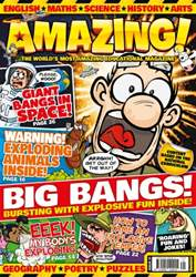 Issue 21 - Big Bangs! issue Issue 21 - Big Bangs!