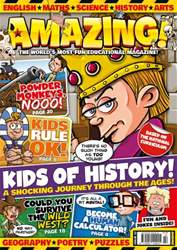 Issue 22 - Kids of History! issue Issue 22 - Kids of History!