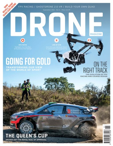 Drone Magazine Digital Issue