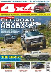 No. 392 - Off-Road Adventure Holidays issue No. 392 - Off-Road Adventure Holidays