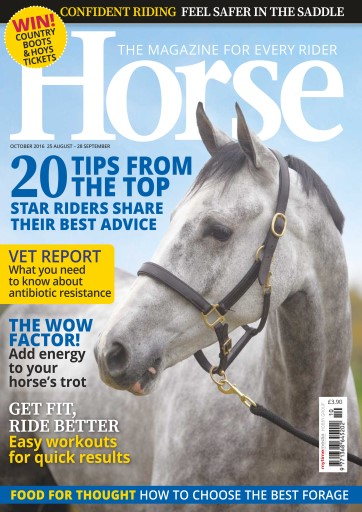 Horse Digital Issue