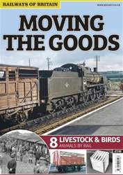 Moving The Goods 8: Livestock & BIrds issue Moving The Goods 8: Livestock & BIrds