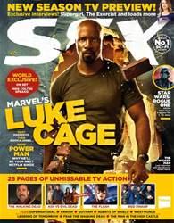 SFX Magazine Cover