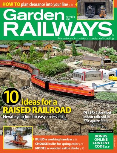 Garden Railways Preview
